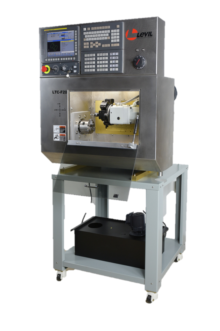 LTC - F20 CNC Lather