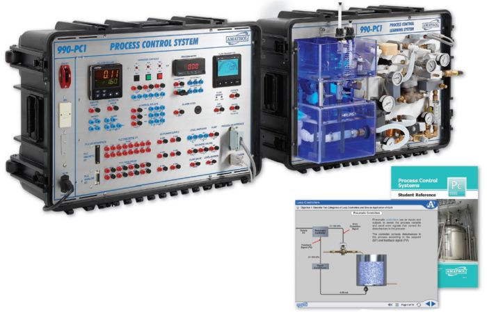 Portable Process Control Training System