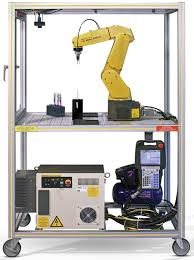Fanuc Certified Education Robotics Training