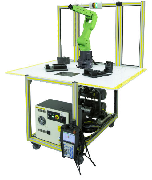Fencless CERT Cart (Collaborative Robot)