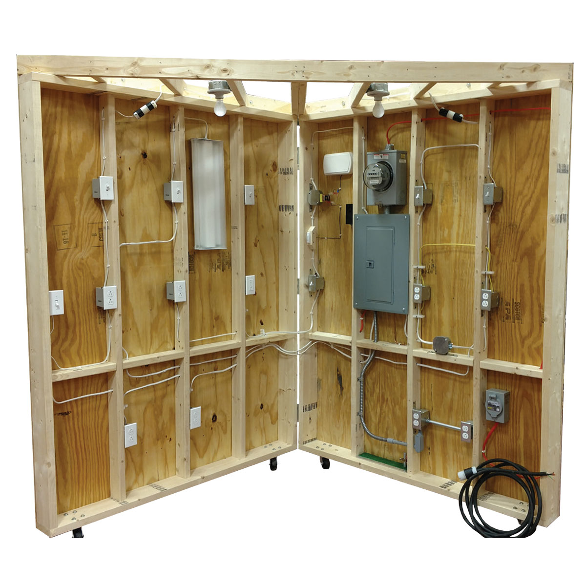 Residential Wiring Demonstrator TUE-200