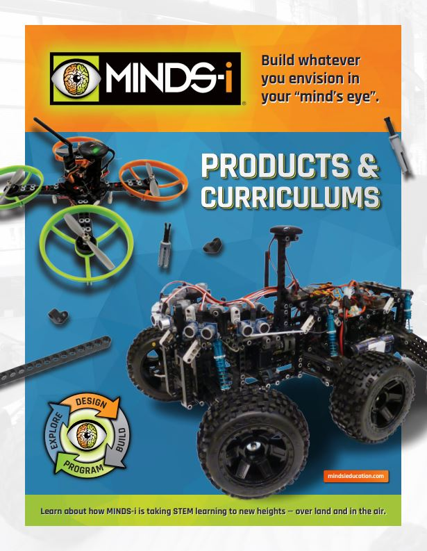 Minds-i Robotics and Drones
